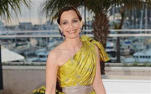 Kristin Scott Thomas says she is used to being typecast as a snob