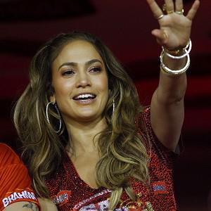 Jennifer Lopez has never played a concert in Brazil before