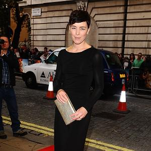 Olivia Williams thinks working with Arnold Schwarzenegger will be interesting