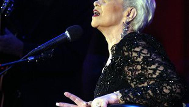 Etta James is said to have died from complications of leukaemia