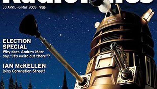 Radio Times editor Ben Preston has apologised for a privates on parade blooper