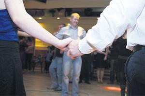 Social occasion of a dance should be the ideal place for young people to find romance