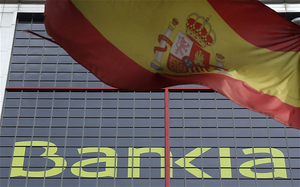 The 17-nation euro currency area has agreed to lend Madrid up to €100bn (£81bn) for its bank rescue fund Photo: Reuters