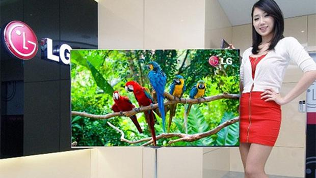 """LG's new OLED TV will be 7.5kg, 55"""" and just 4mm thick"""