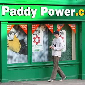 Dublin-based bookmaker Paddy Power has seen its annual profits increase by 16 per cent