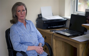 Ms Brookes's case was disclosed as a survey showed that just over half of all internet users have received abuse online Photo: CHRISOPHER PLEDGER