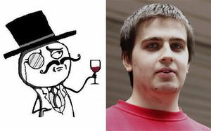 LulzSec 'hacker' Ryan Cleary. Photo: Reuters