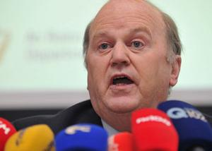 Finance Minister Michael Noonan must still save billions in the next three Budgets even if the economy grows as quickly as the Government hopes