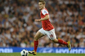 <p> <b>Jack Wilshere<br/> </b>Age: 20<br/> <b>Club:</b> Arsenal<br/> <b>Futebol Finance value:</b> €21.5m<br/>  Considered an important part of both Arsenal and England's future, the gifted    midfielder has spent the whole of this season injured, casting doubts over    his involvement in this summer's European Championships. Fortunately for    Wilshere there should be plenty more international tournaments for him in    the future.  </p>
