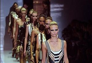 Gucci spring/summer 2012. Getty Images