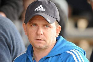 Davy Fitz: inspected the facilities