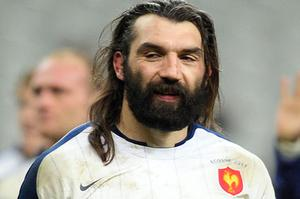 Sebastien Chabal Photo: Getty Images