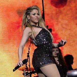 Shakira and Freshlyground's song is the official World Cup anthem