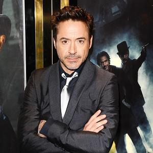 Robert Downey Jr said work is the best form of therapy for him