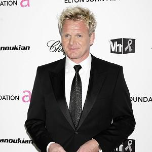 Gordon Ramsay makes a cameo appearance in the film