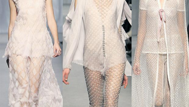 Chanel spring summer 2011 haute couture at Paris fashion week