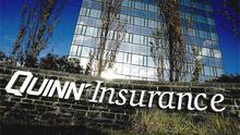 The offices of Quinn Insurance in Blanchardstown, Co Dublin