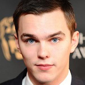 Nicholas Hoult has been nominated for the Orange Rising Star Award