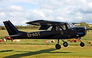 It is understood Mr Doherty was piloting the Cessna 150 aircraft