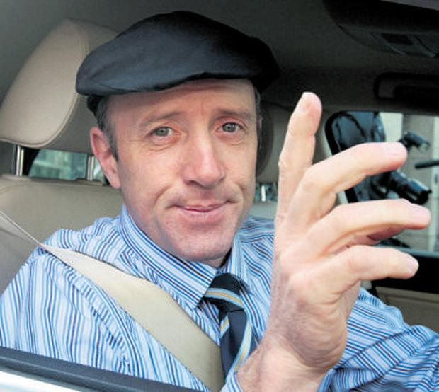 Michael Healy-Rae, TD for Kerry South, questioned the wisdom of rural road signs in a Dail question