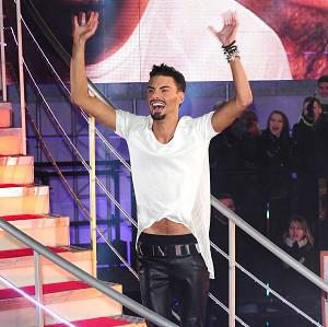 Rylan Clark joined The X Factor tour after his CBB win