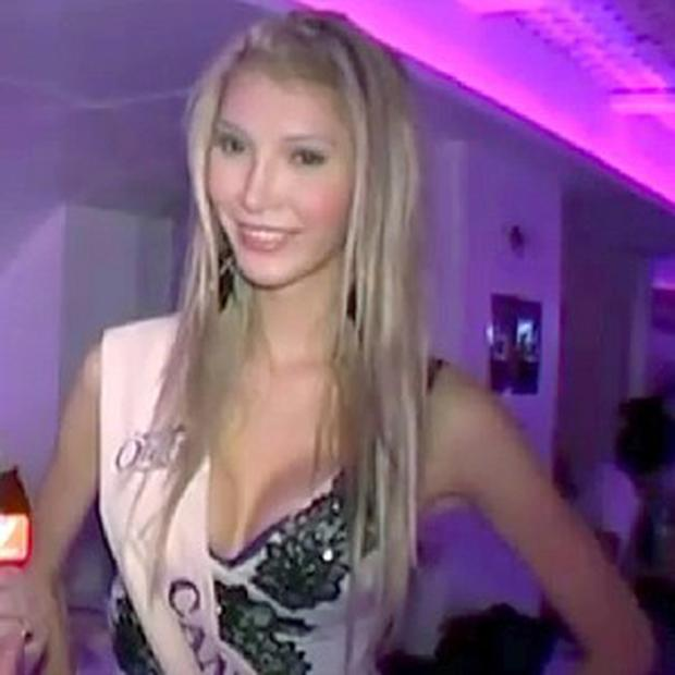 Jenna Talackova has been disqualified from the Miss Universe Canada pageant (Miss International Queen)