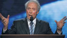 No thank you, Mr Eastwood: Movie icon Clint Eastwood stumped a lot of Republican faithful with his at times vaudevillian introduction of candidate Mitt Romney