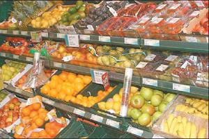 Eating more fruit and vegetables is a really good idea – but buying more fruit and vegetables than you are going to eat is not.