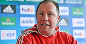Munster head coach Tony McGahan