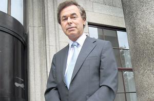 NO-NONSENSE: Justice Minister Alan Shatter admits speaking his mind has got him into trouble. Photo: Tony Gavin
