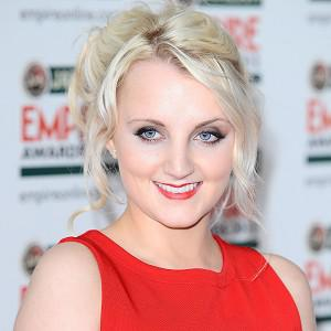 Evanna Lynch is best known for the Harry Potter films