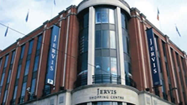The Jervis shopping centre in Dublin