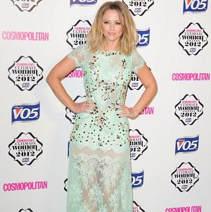 Kimberley Walsh is recording a solo album