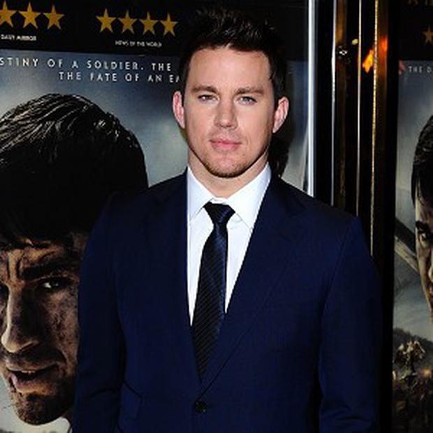 Channing Tatum said he'd love to star in a 21 Jump Street sequel