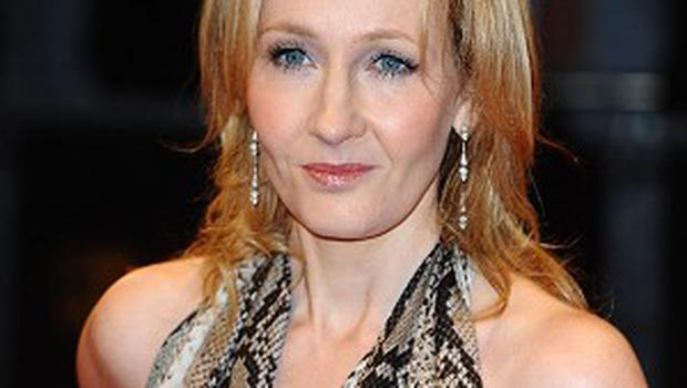 JK Rowling is famously protective of her private life