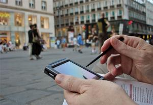 The number of wi-fi spots in public places are on the increase