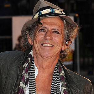 Keith Richards claimed he was 'targeted by the British government' when he was famously put on trial for drugs offences
