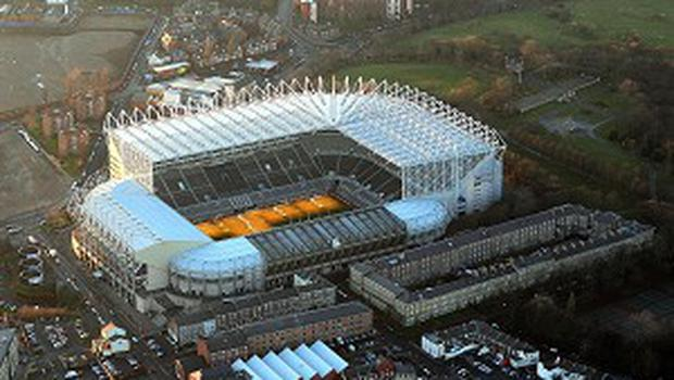There has been strong opposition to the renaming of Newcastle United's ground