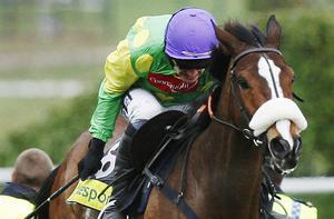 Kauto Star. Photo: Getty Images