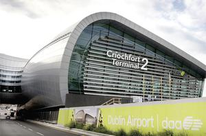 Built at a cost of €600m, Dublin Airport's new Terminal 2 is designed to handle 15 million passengers a year