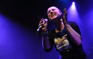 Musician Sinead O'Connor performs at the Highline Ballroom on February 23, 2012 in New York City. Photo: Getty Images