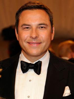David Walliams: Dr Who this Saturday