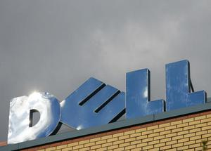 The Wall Street Journal reported last week that Dell was planning to sell its computer factories to help cut $3bn in costs. Photo: Ralph Orlowski/Getty Images