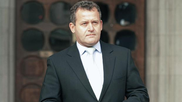 Former butler to Princess Diana, Paul Burrell. Credit: Shaun Curry, Getty Images
