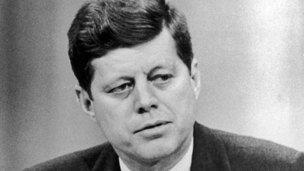 President John F Kennedy. Photo: Getty Images