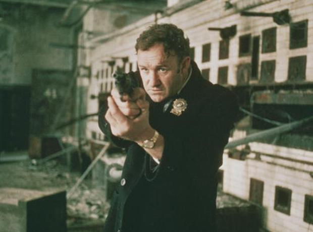 1c5d7250968 Hackman's crowning moment was in William Friedkin's The French Connection,  as Popeye Doyle (20th