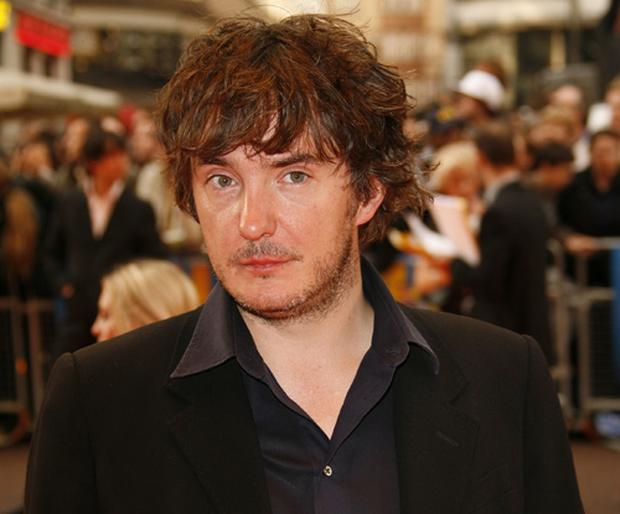 Actor Dylan Moran arrives for the premiere of 'Run, Fat Boy, Run' at the Odeon West End Credit: Gareth Davies/Getty Images