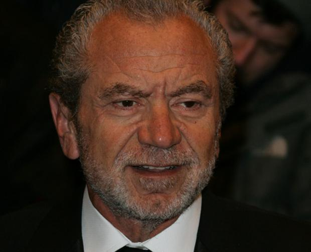 Alan Sugar at the Cystic Fibrosis Liv Charity Event at The Dorchester Hotel on January 31, 2008 in London, England. <B>Credit:</b> Eamonn McCormack/Wireimage