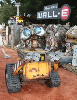Disney S Wall E Garbage Robot May Revive U S Ticket