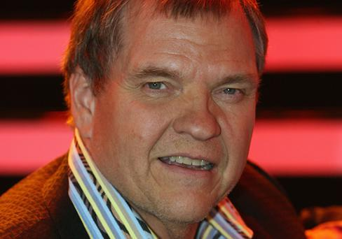 Meat Loaf poses after the singing contest 'Musical-Showstar 2008' on April 16, 2008 at the Coloneum in Cologne, Germany <b>Credit</b> Getty Images